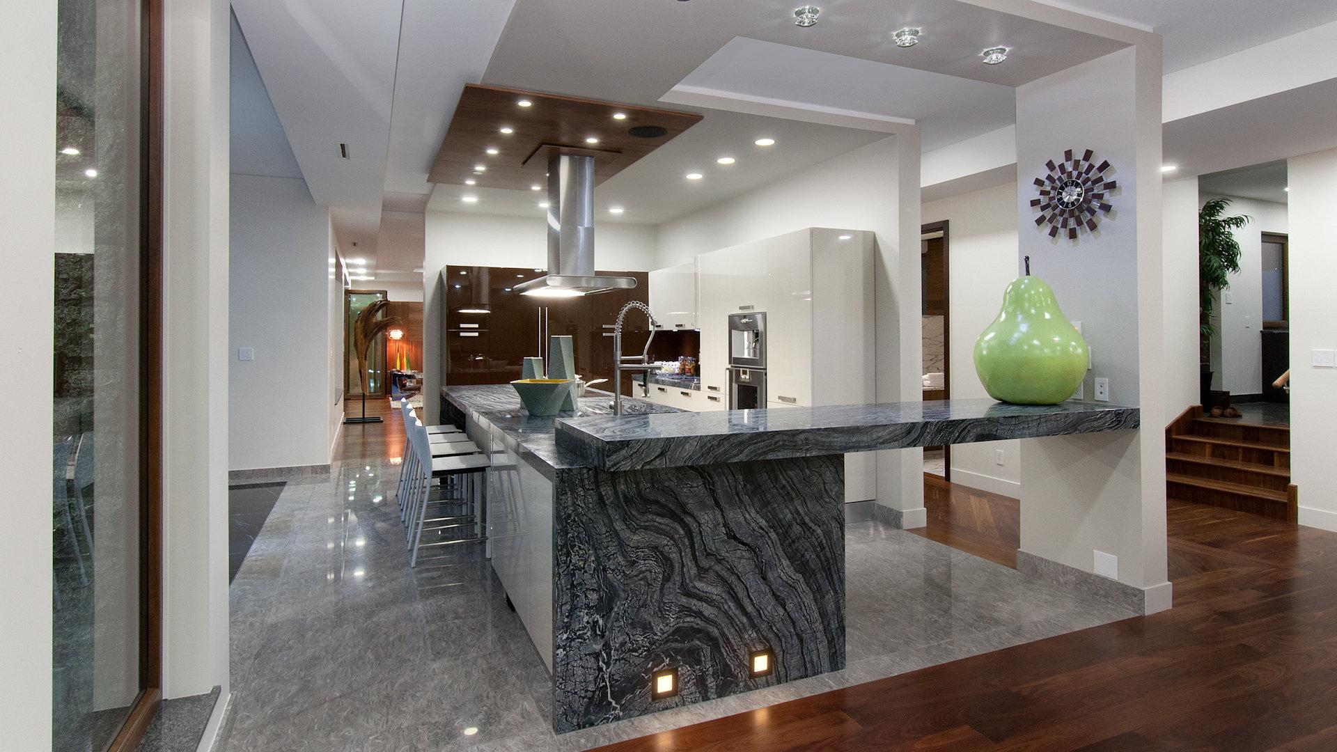 Millstream Rd - Kitchen