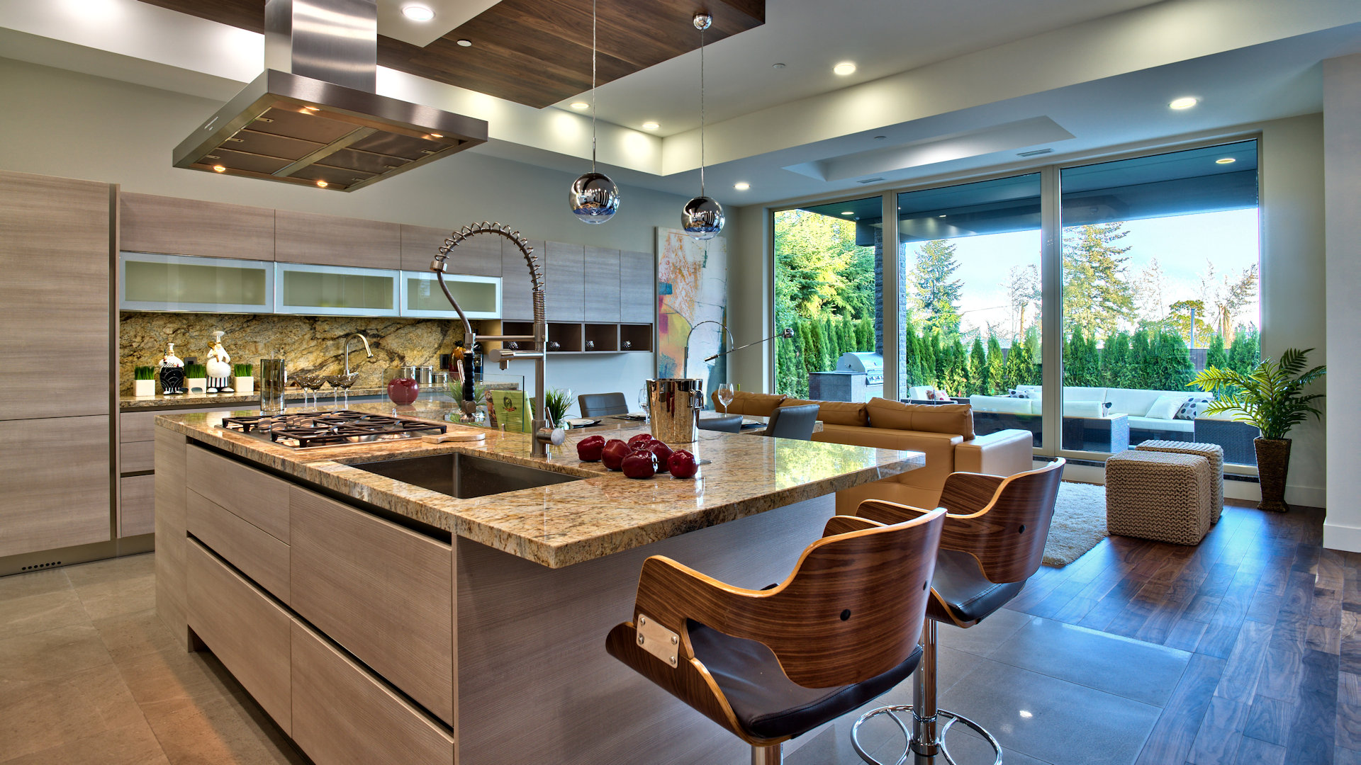 Rose Crescent Kitchen