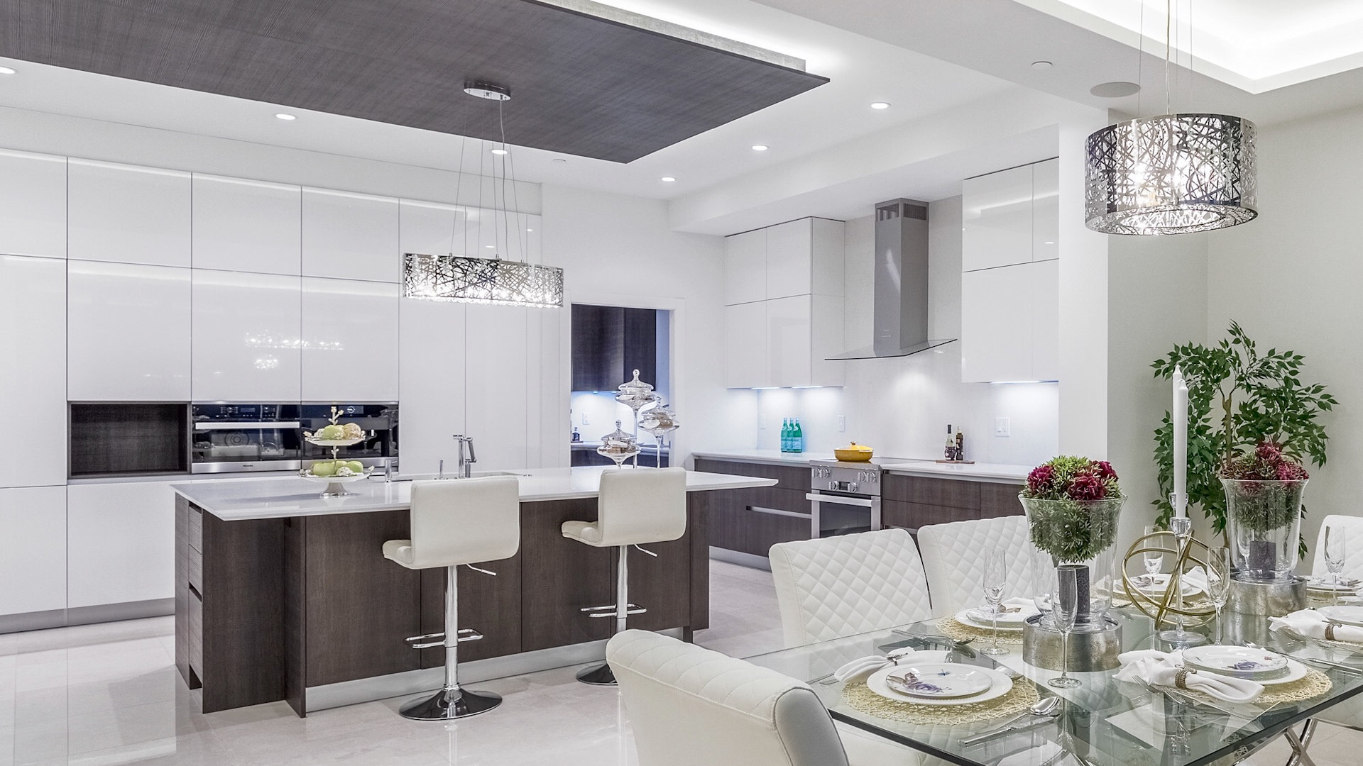 Arrital Kitchen with Island