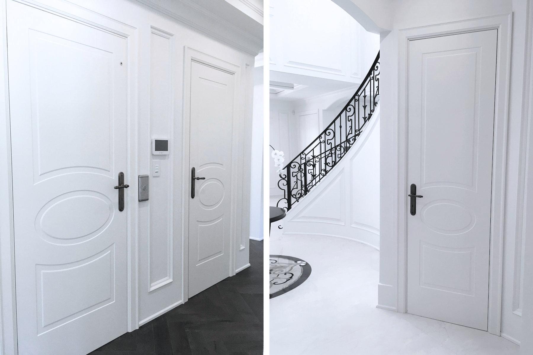 Barausse Interior Doors