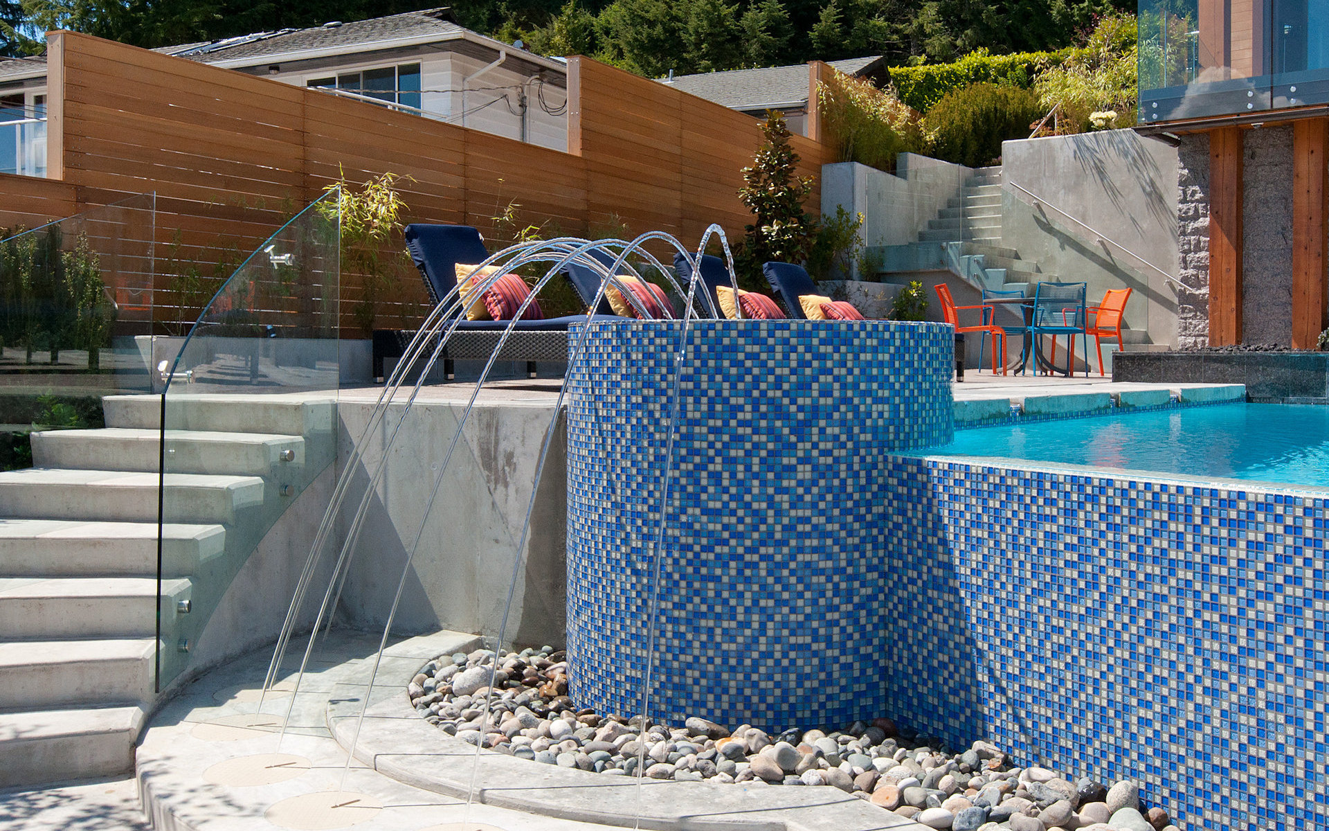Millstream Rd, West Vancouver - Outdoor Swimming Pool
