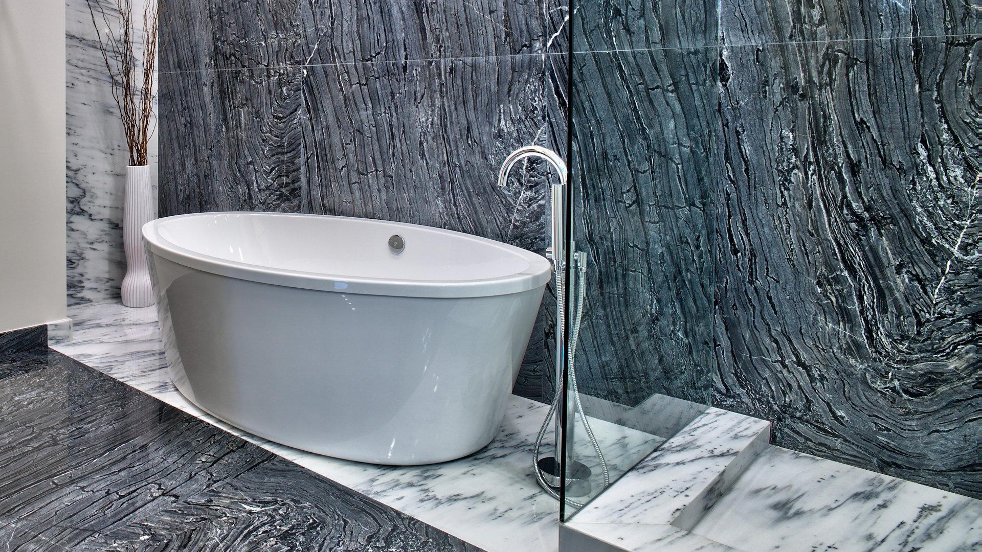 Rose Crescent Master Bathroom